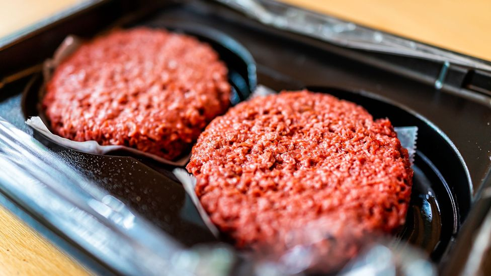 Salt is added to vegan fast foods to give the same meaty, rewarding sensation that would otherwise be missing (Credit: Getty Images)