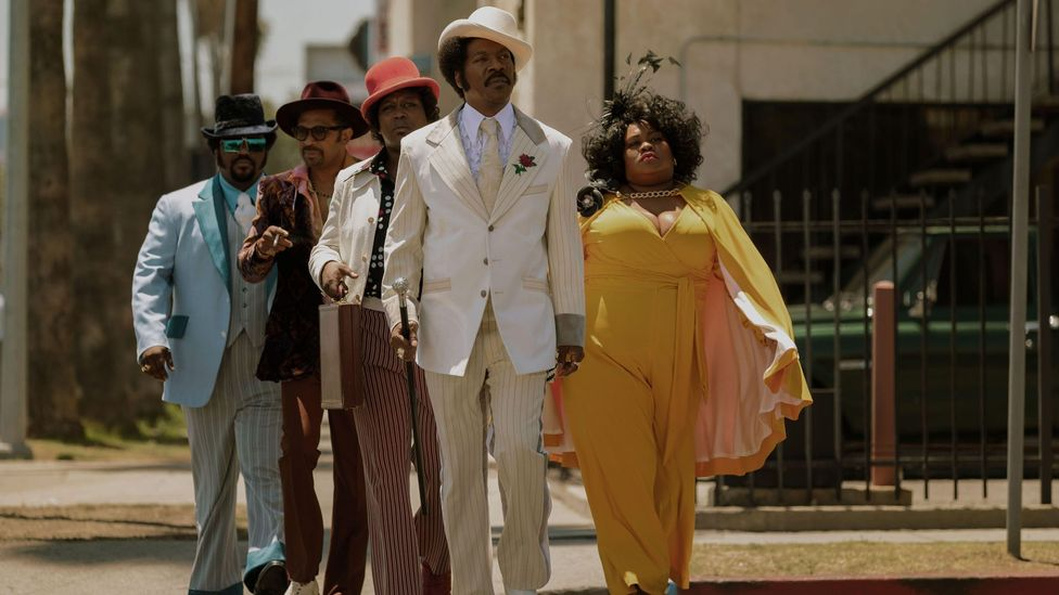 For Netflix's Dolemite Is My Name, Ruth E Carter devised a staggering set of costumes that should have been nominated (Credit: Alamy)