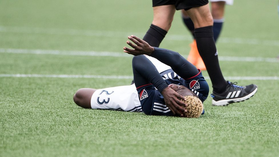There are some concerns that if men see concussion as a mainly female risk, they will not seek treatment themselves (Credit: Getty Images)