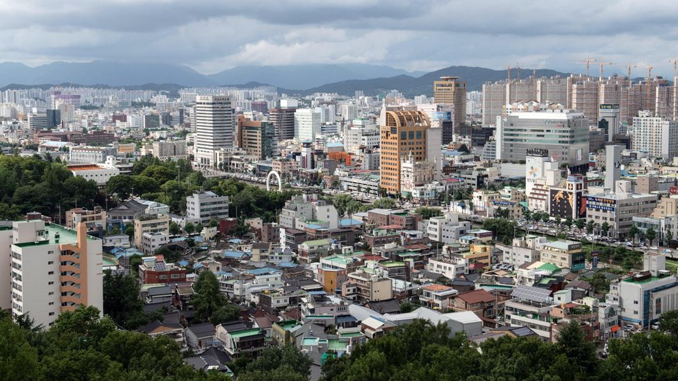 Gwangju, South Korea's sixth-largest city, is often considered the birthplace of Korean democracy (Credit: dpa picture alliance/Alamy)