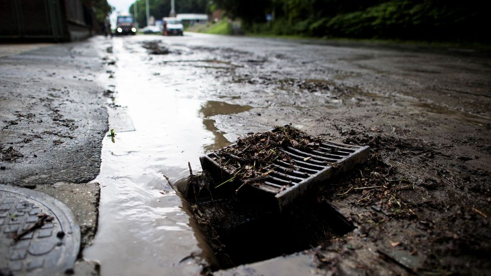 Sewers seem like an improbable source for valuable heat for homes but their potential is significant, and largely carbon-free (Credit: Getty Image)