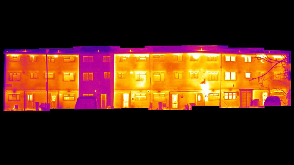Insulating a house properly has a very noticeable effect on its ability to retain the heat that is generated, reducing its carbon footprint (Credit: Bere Architects)