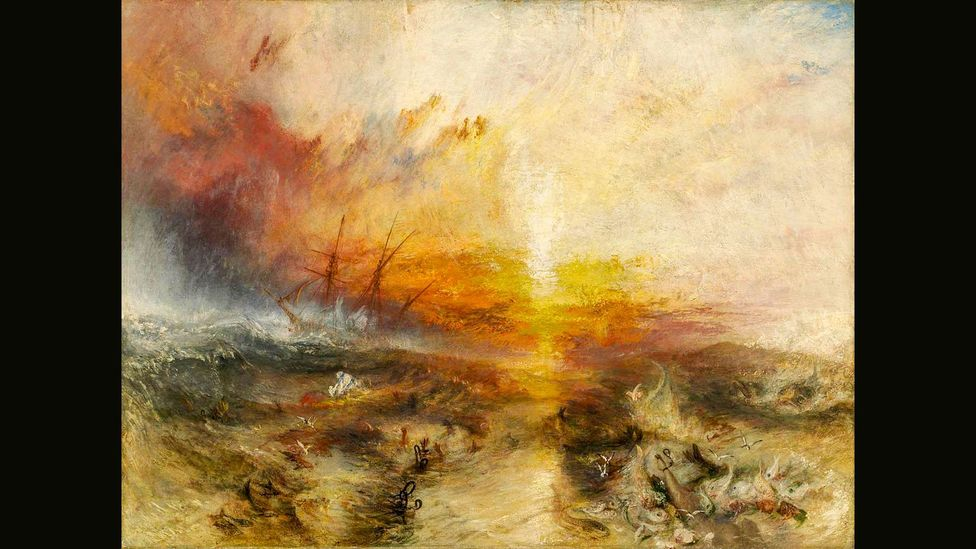Winsome Pinnock's new play Rockets and Blue Lights features the character of JMW Turner, whose painting The Slave Ship concerned the Zong massacre