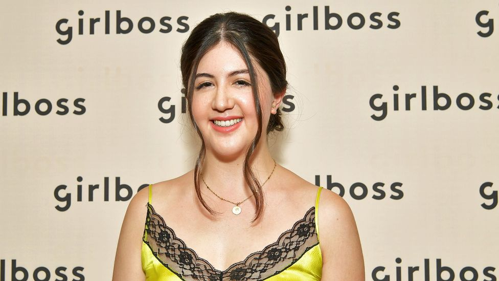 Jennifer Simons, CEO of Dressmate and the winner of Girlboss's Foundation Grant in 2019, doesn't call herself a 'girl boss' but sees the term's value. (Credit: Getty Images)