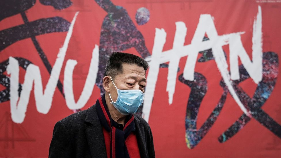 The new coronavirus is thought to have emerged in Wuhan at around the start of December (Credit: Getty Images)