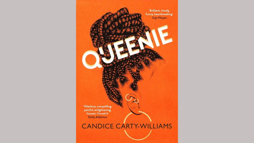 Candice Carty-Williams's 2019 novel Queenie is set in London, and also addresses white privilege (Credit: Simon & Schuster)