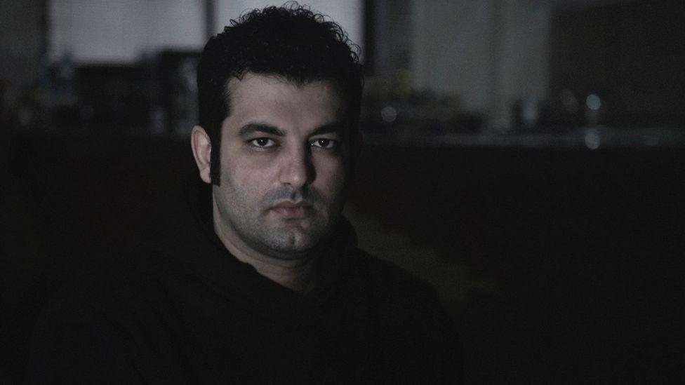 Director Hossein Rajabian is releasing his new film Creation Between Two Surfaces online as part of an effort to combat censorship (Credit: Hossein Rajabian)