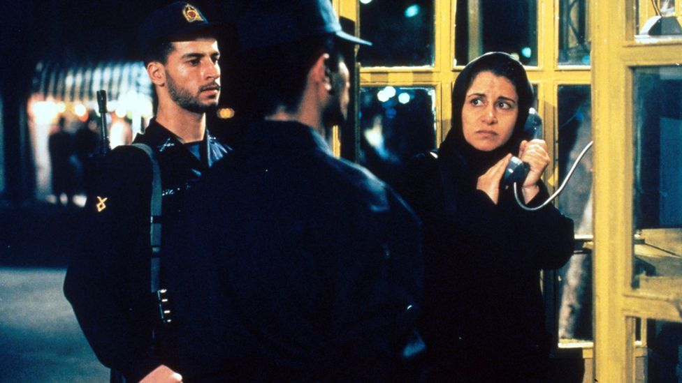 The Circle (2000) is among the many masterpieces to have emerged from Iranian cinema, despite the restrictions there (Credit: Alamy)