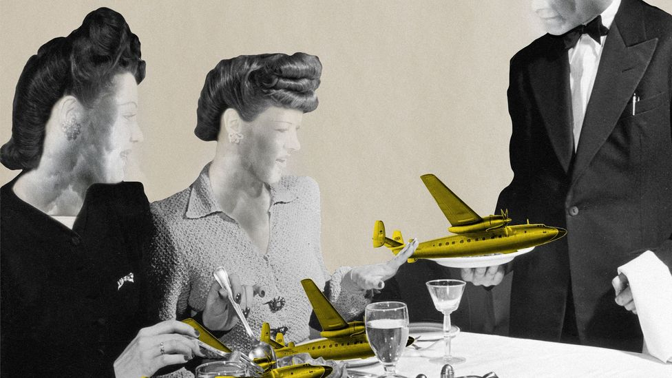"""Some people are choosing to go on """"flight diets"""" to reduce the number of times they use aircraft to travel (Credit: Getty Images/Javier Hirschfeld)"""