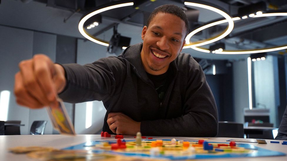 Settlers of Catan has many high-profile fans, like Boston Celtics basketballer Grant Williams (Credit: Getty Images)