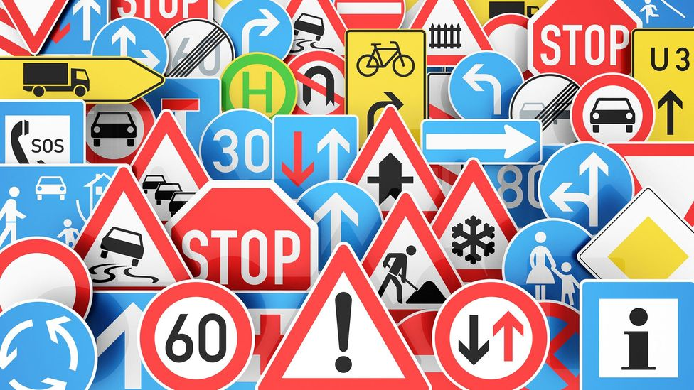 Traffic signs (Credit: Getty Images)