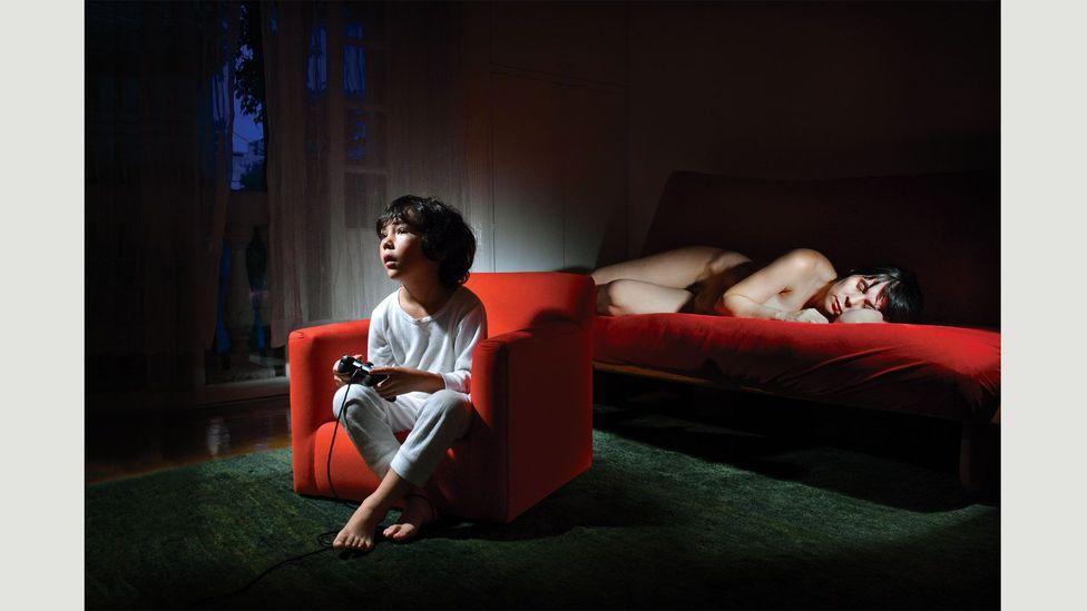 Videogame, 2009, from Kinderwunsch, 2006-12 (Credit: Ana Casas Broda)