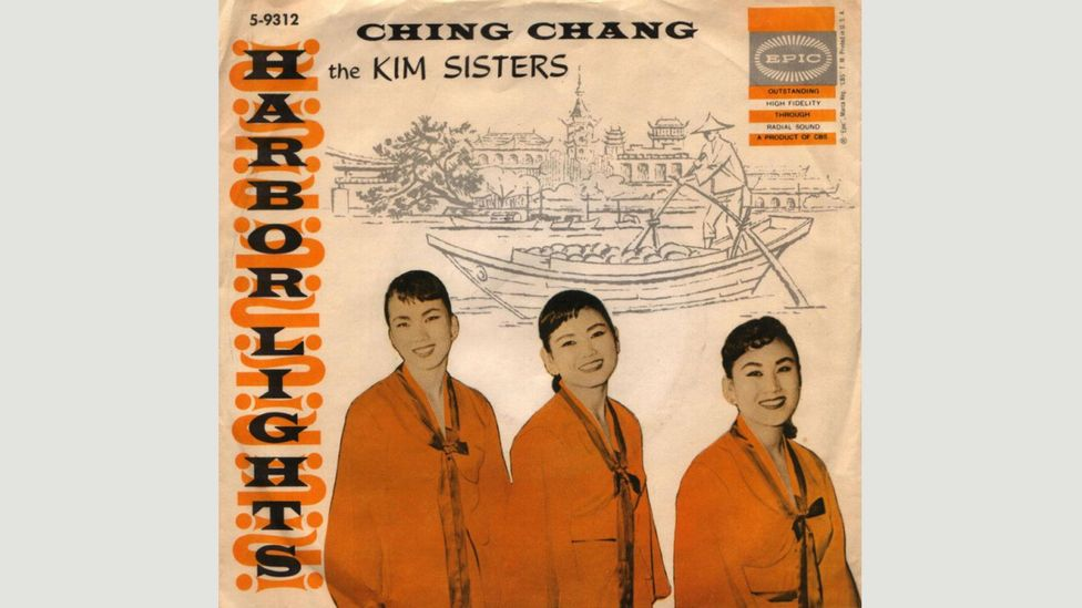 The Kim Sisters were a hit in the US during the early 1960s; their father had been executed by the Communists in North Korea and they started out performing for US GIs in the 50s