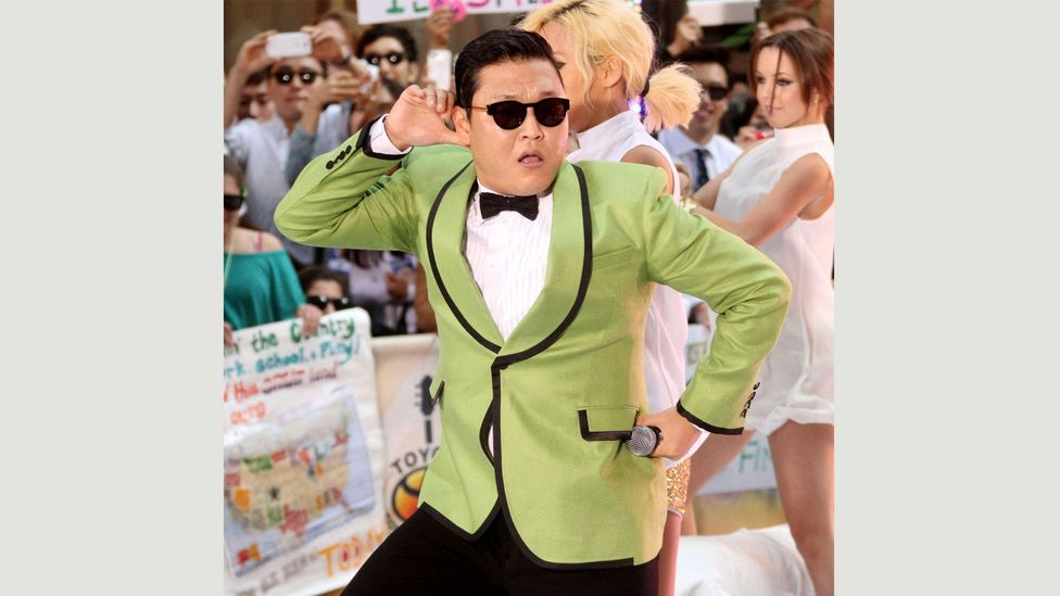 Since its release in 2013, Gangnam Style has had more than 3.5billion views on YouTube – and Ban Ki-Moon met with Psy, believing music has the power to overcome intolerance