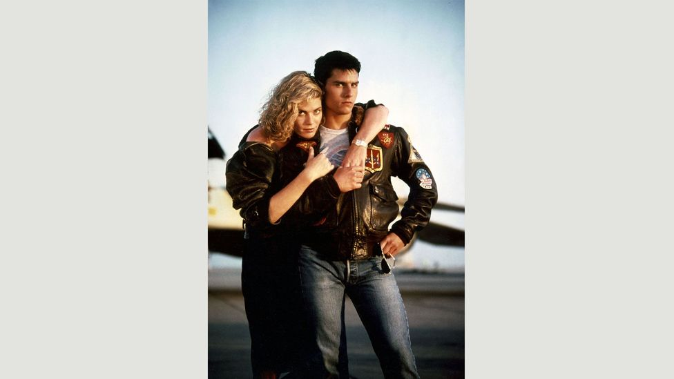 US blockbusters like Top Gun (1986) have been shown by professors in North Korea (Credit: Alamy)