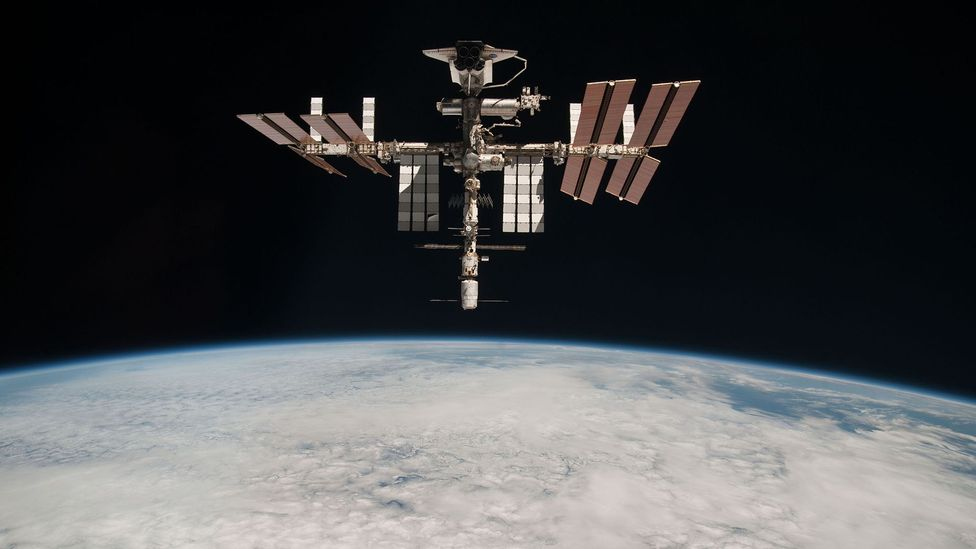 International Space Station (Credit: Nasa/Getty Images)