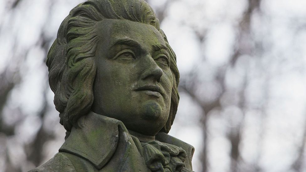 For decades, there's been a belief that listening to Mozart's work can make you smarter (Credit: Getty Images)