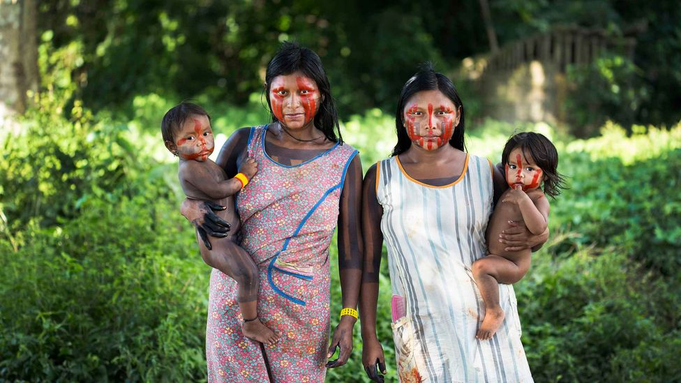 Upholding the rights of Indigenous people is crucial to issue of protecting some of the world's most biodiverse habitats, such as the Brazilian Amazon (Credit: Getty Images)