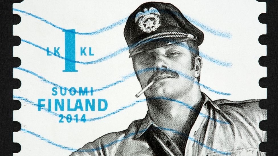 In 2014, the Finnish postal service celebrated Tom of Finland's impact with a set of commemorative postage stamps