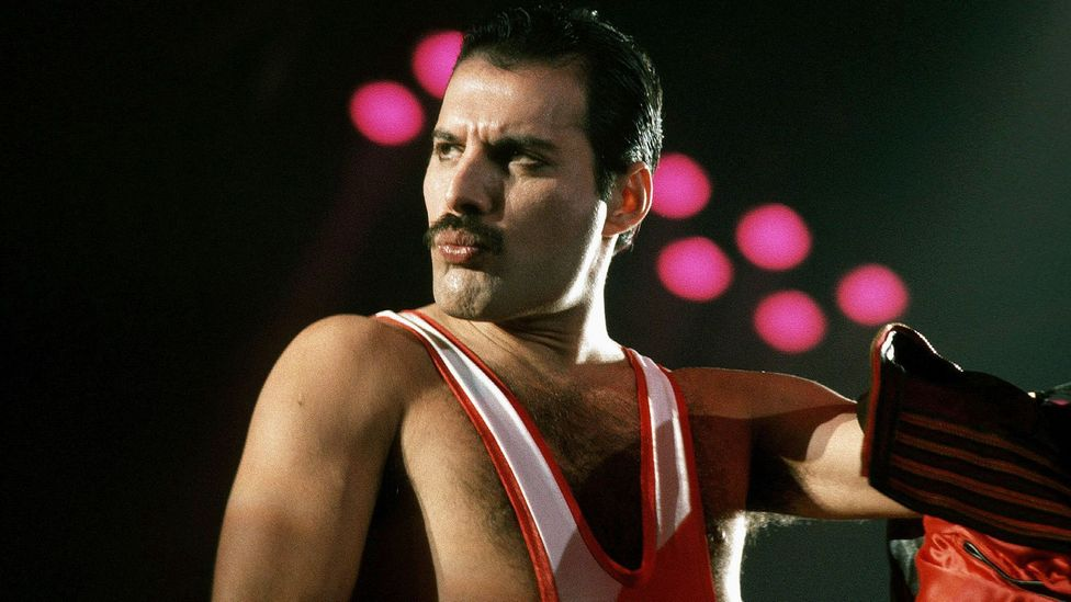 Freddie Mercury is one of a number of artists to have been influenced by Tom of Finland's aesthetic