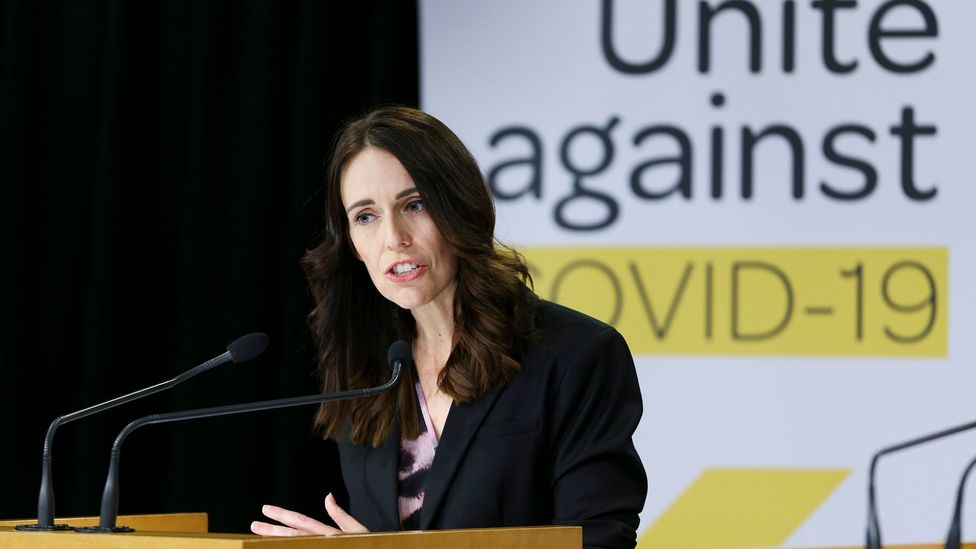 New Zealand Prime Minister Jacinda Ardern's swift reaction to the Christchurch shootings illustrates a leader who meets Arjen Boin's communication criteria. (Credit: Getty Images)