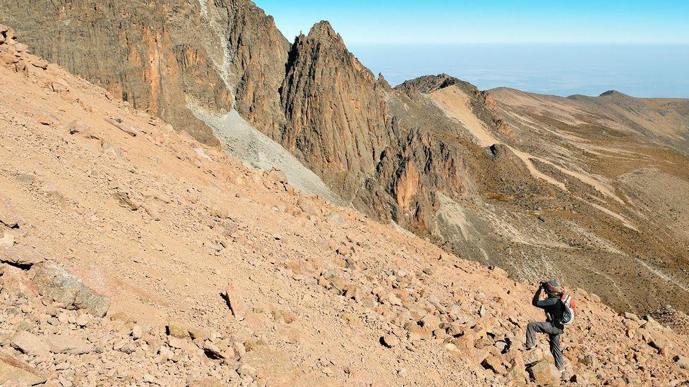 Felice Benuzzi's Mt Kenya climb was the perfect long-term boredom fix (Credit: Martin Mwaura/Alamy)