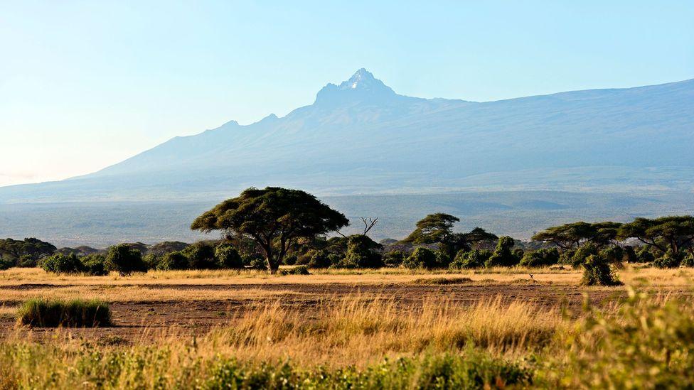 Dangers lurked in the landscape between camp and Mt Kenya's peak (Credit: Kyslynskyy/Getty Images)