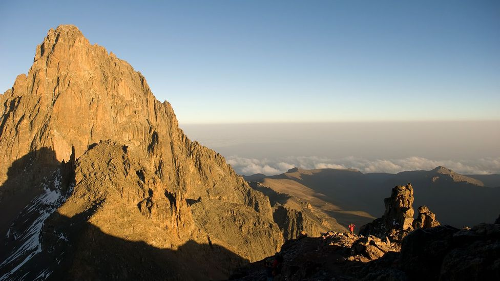 In 1942, Felice Benuzzi hatched a plan to successfully climb Mt Kenya (Credit: africanmoose/Getty Images)