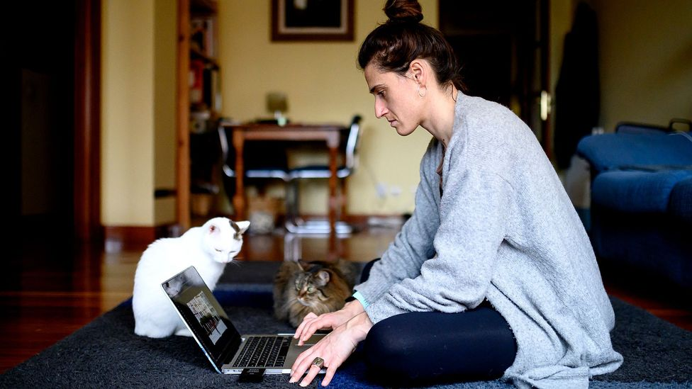With millions of people now working from home, returning to office life as usual may be difficult (Credit: Getty Images)