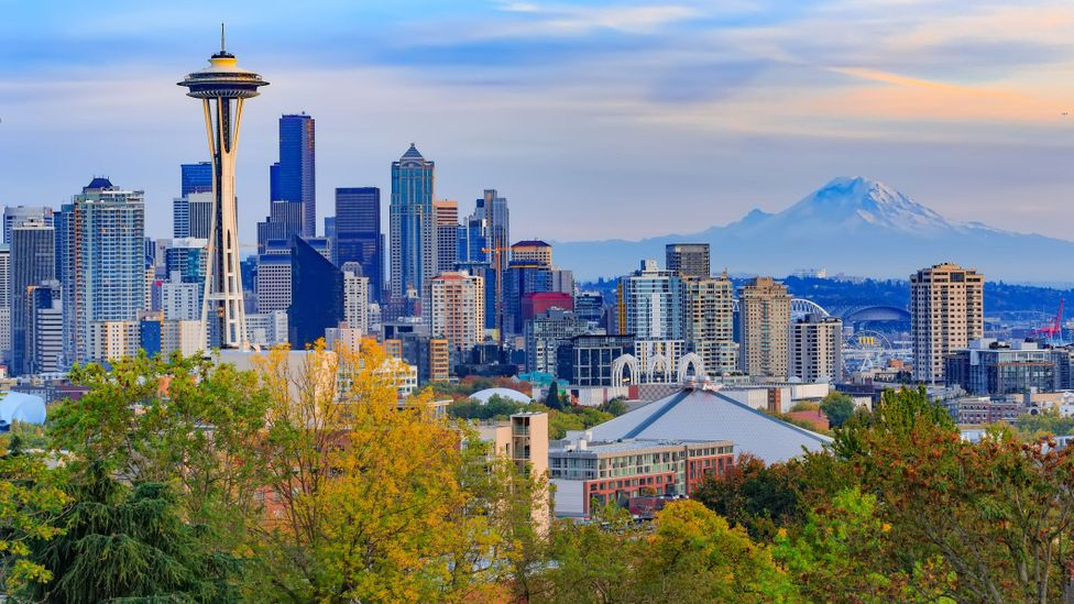 Social distancing measures in some US cities like Seattle seem to be helping flatten the curve (Credit: Aiisha5/Getty Images)