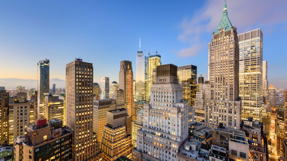 New York City is currently the centre of the epidemic in the US (Credit: SeanPavonePhoto/Getty Images)