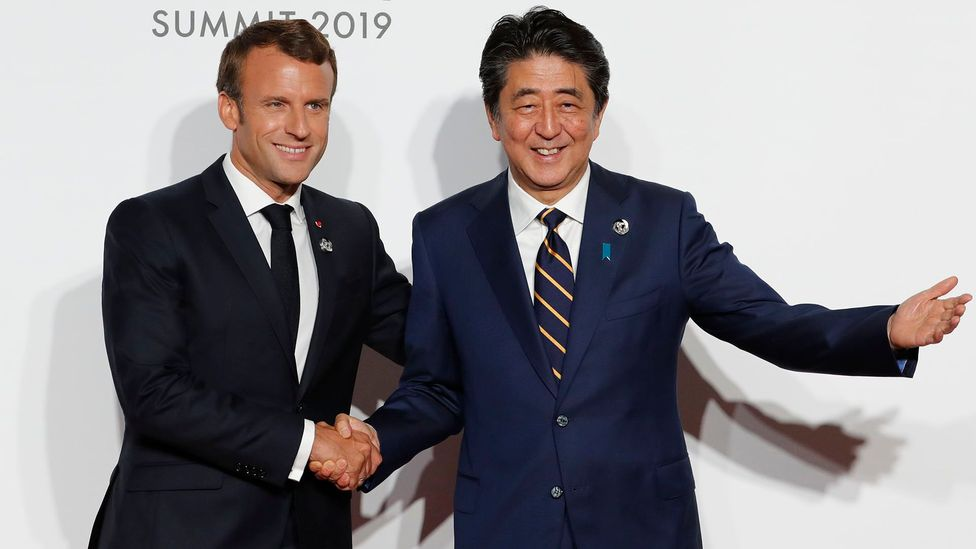 The current period of human history sees the Western handshake as dominant in politics and business, but that could change with or without a pandemic (Credit: Getty Images)