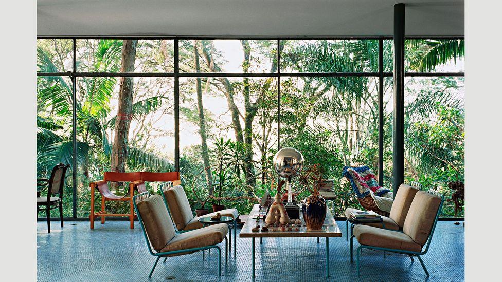Brazilian architect Lina Bo Bardi's 1951 Casa de Vidro is a dream home par excellence