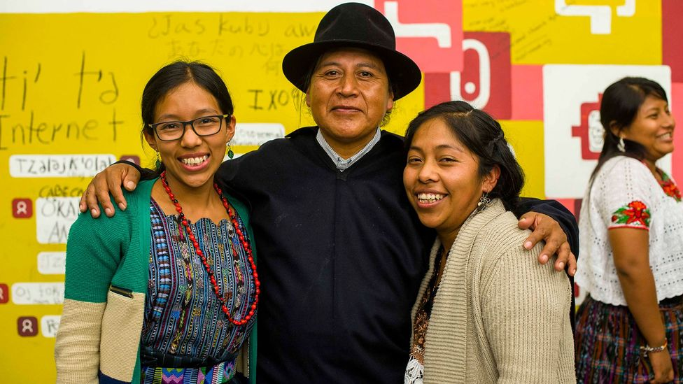 Following the Latin American Festival of Indigenous Languages on the Internet, activists are fighting to make the internet open to all  who choose to use it (Credit: FLLII2019)