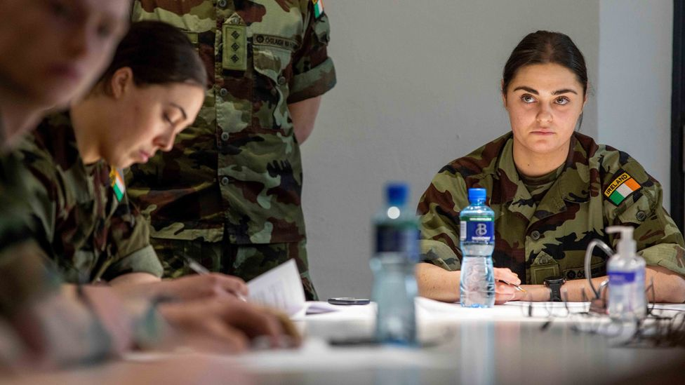 Contact tracing is possible to do manually, as cadets in Ireland have done during the outbreak, but it is a time-consuming and imperfect process (Credit: Getty Images)