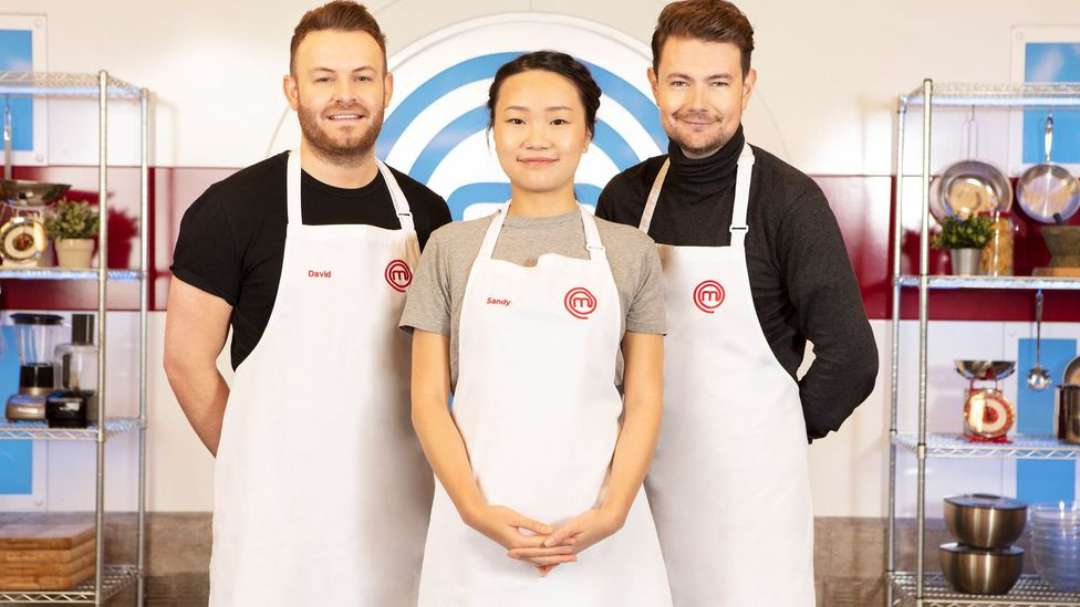 Formulaic shows such as cooking competition Masterchef are particularly reassuring in a time of heightened peril (Credit: BBC)