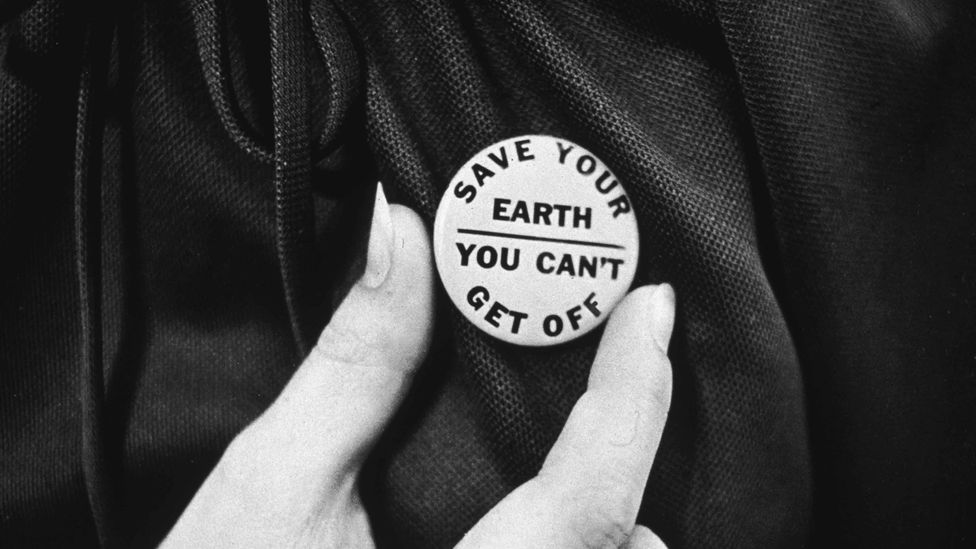 Earth Day brought environmentalism to the forefront of political discourse in the United States, but it was the start of a long and bumpy road (Credit: Getty Images)