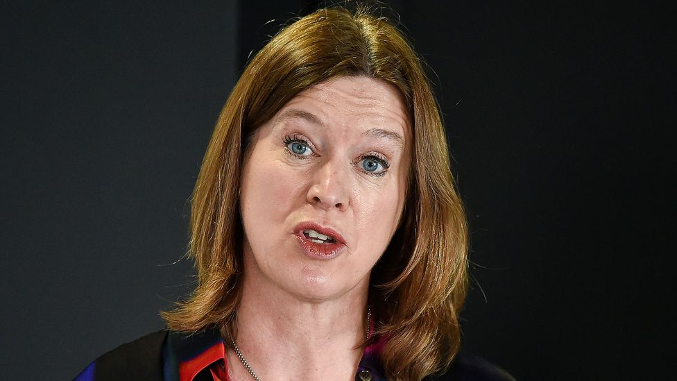 Dr Catherine Calderwood had fronted adverts urging the public to stay at home. She resigned when it emerged she had made two trips to her second home (Credit: Getty Images)