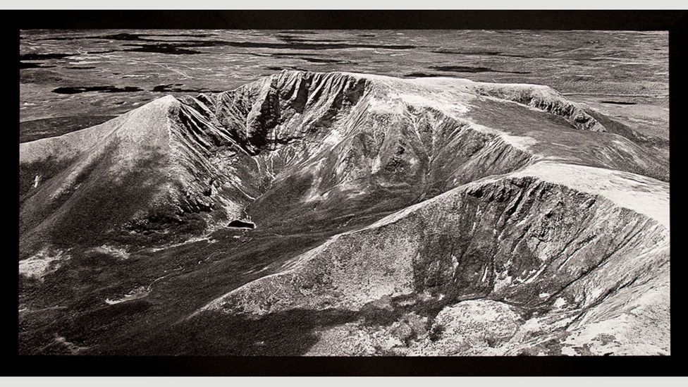 Using one of photography's earliest methods, Melt bears witness to shifting climate: like snow, the images disappear over time when exposed to sunlight
