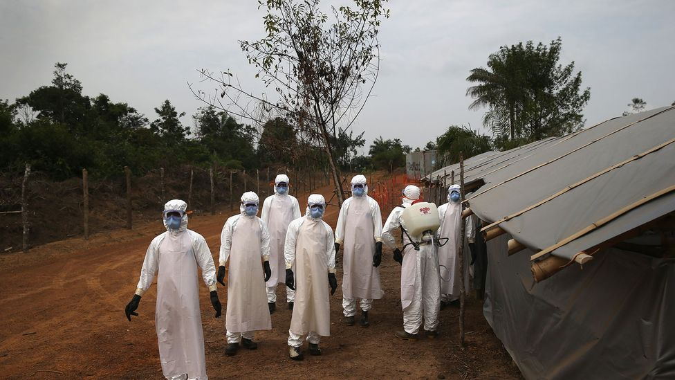 Tracing infected people and who they came into contact with is a vital part of pandemic prevention (Credit: Getty Images)