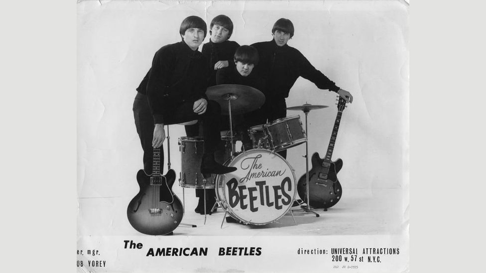 Originally called The Ardells, the band re-branded themselves The American Beetles