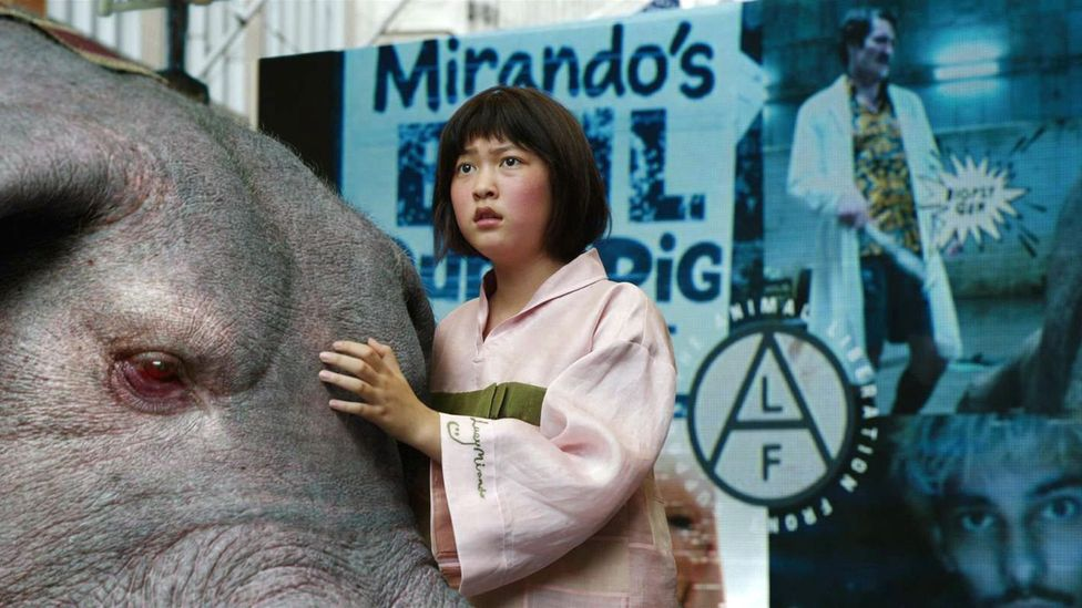 Bong Joon-ho's 2017 film Okja tackled the issue of animal exploitation through the tale of a young girl and her 'super-pig' companion