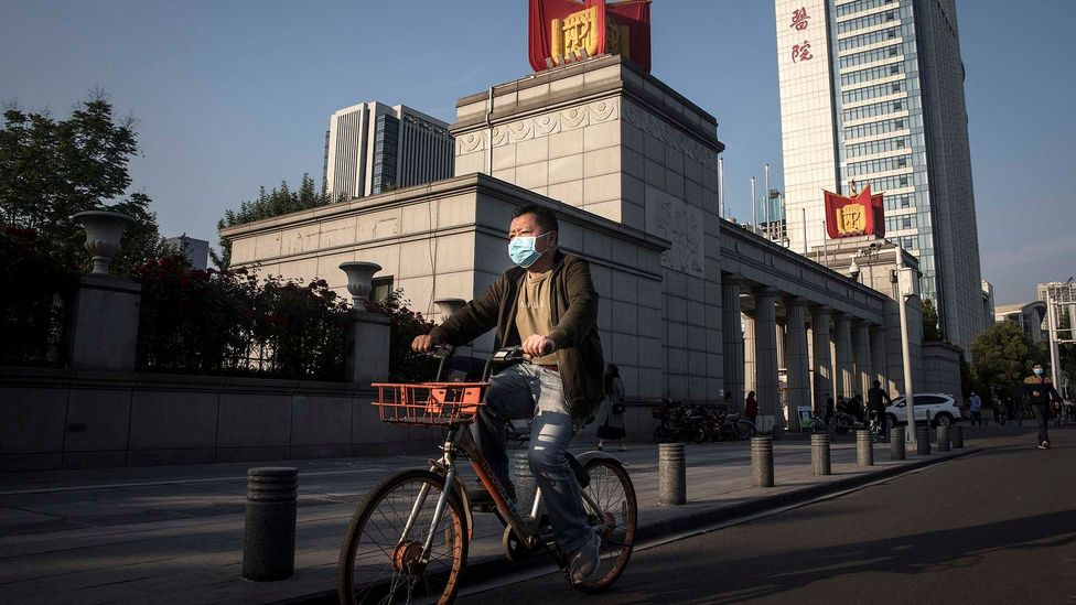 Residents of Wuhan, China have had their lockdown lifted after nearly 11 weeks (Getty Images)