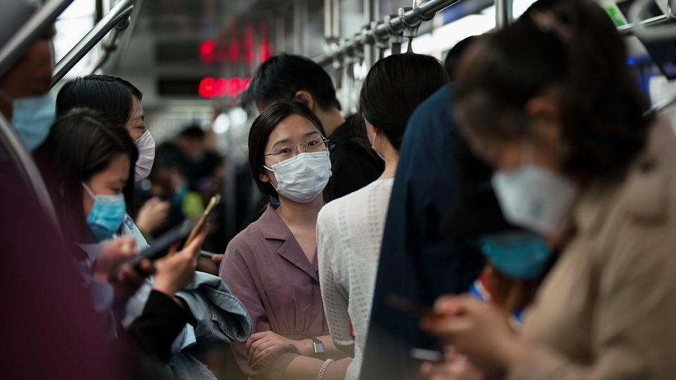 Life in Beijing is slowly returning to normal (Lintao Zhang/Getty Images)