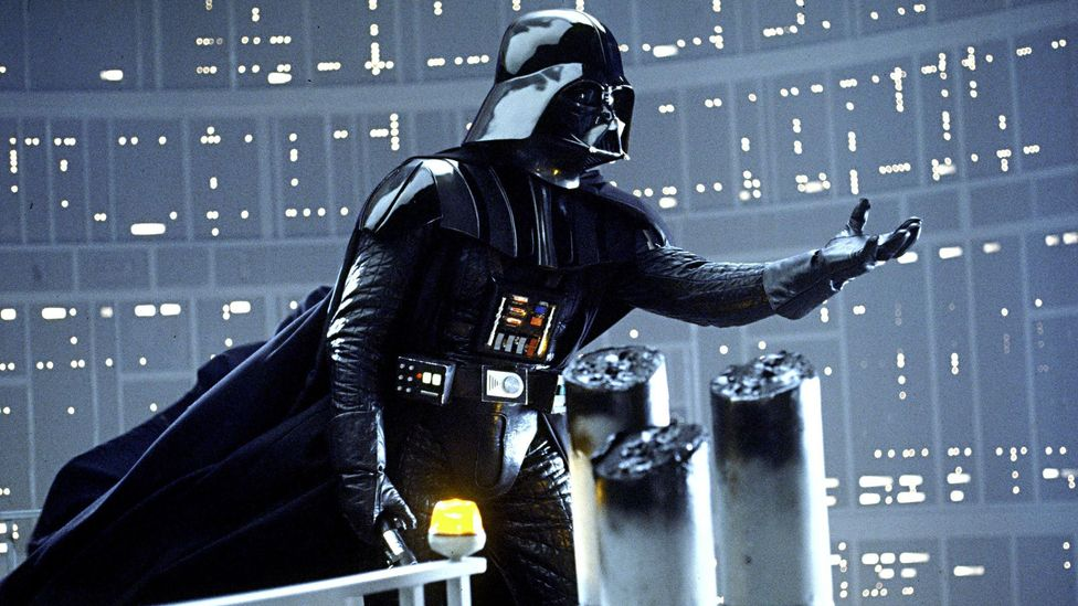 Darth Vader in The Empire Strikes Back (Credit: Alamy)