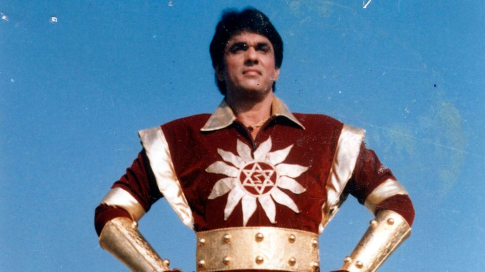 First broadcast from 1997 to 2005, the TV series Shaktimaan featured a superhero who attained special powers through meditation and the elements of nature