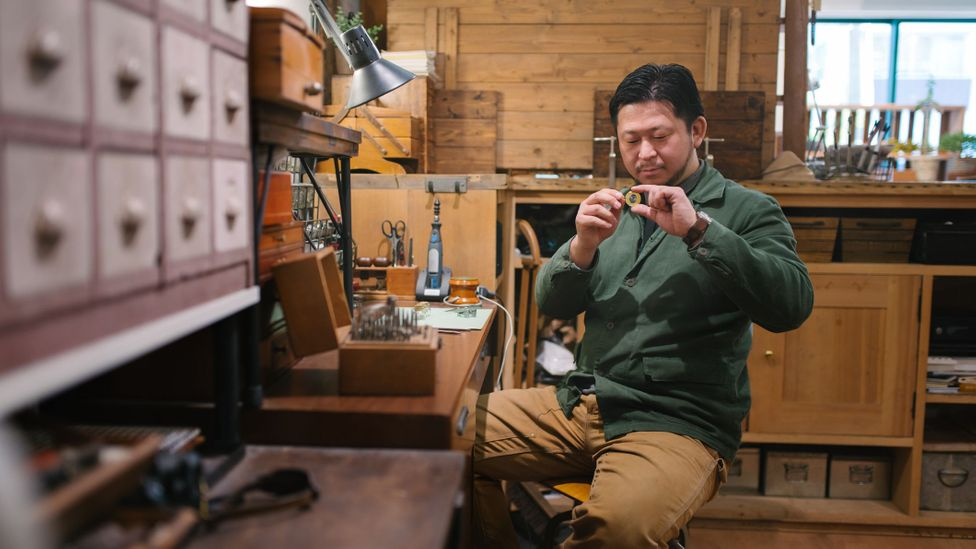 Japan has a huge number of craftsmen, reflecting the immense value placed on devoting your life to a single purpose (Credit: JGalione/Getty Images)