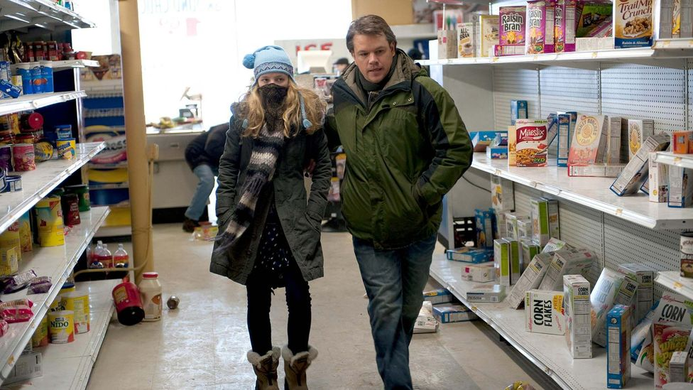 Steven Soderbergh's 2011 film Contagion has enjoyed a resurgence in popularity (credit: Allstar Picture Library Limited/Alamy)