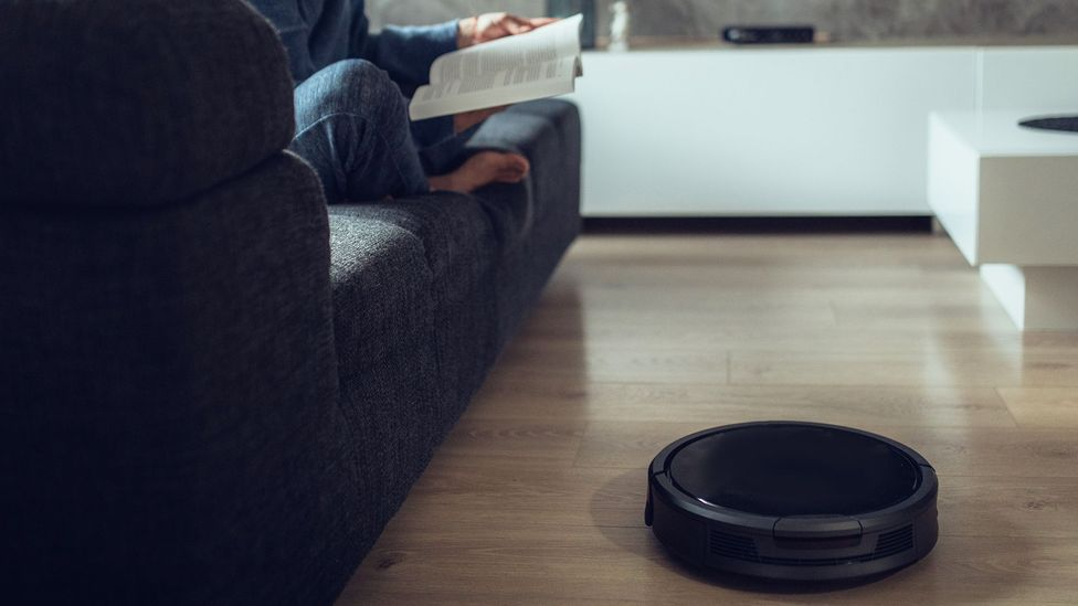 More of us are welcoming smart devices such as voice controlled assistants, robotic vacuums and smart bulbs into our homes (Credit: Getty Images)