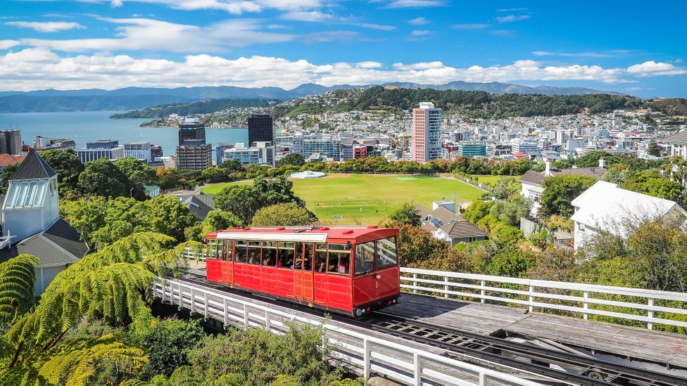 Capital city Wellington was ranked as the third-happiest city in the 2019 UN World Happiness Report (Credit: Robert CHG/Getty Images)